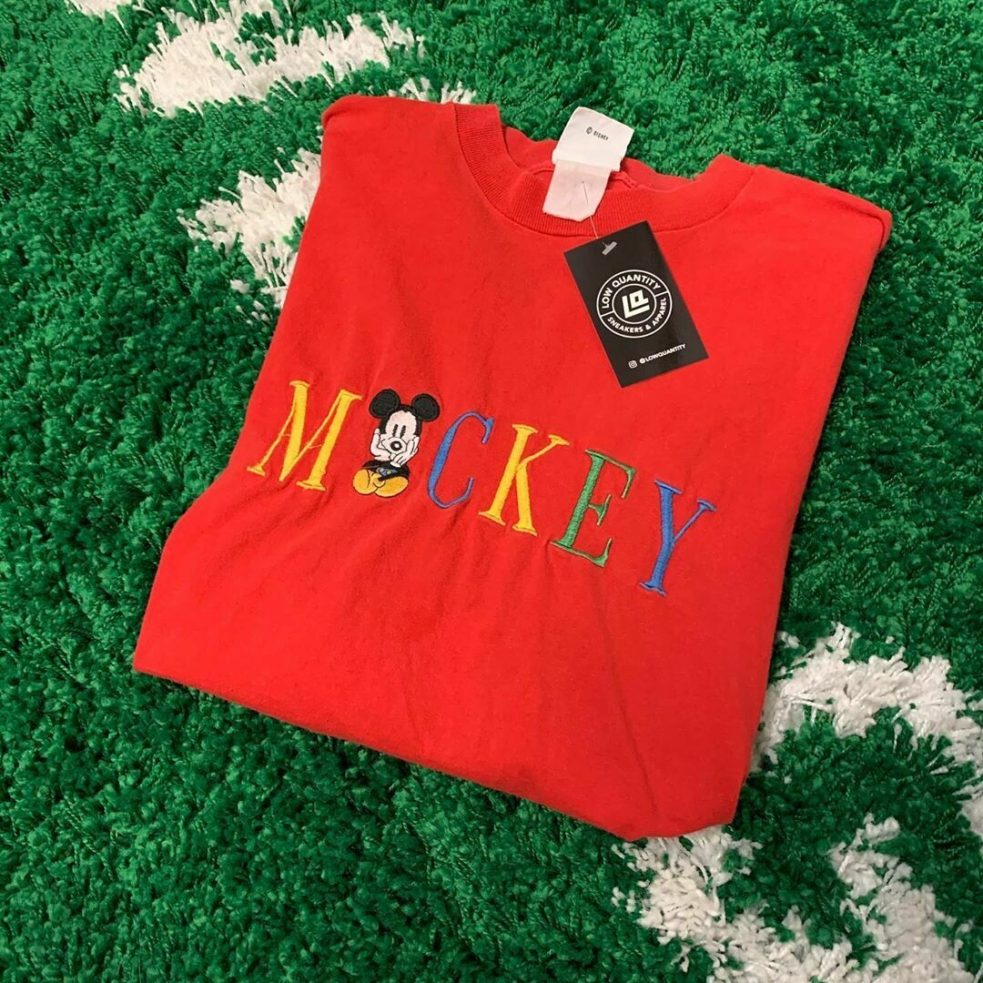 Mickey T-Shirt 90's Size Large