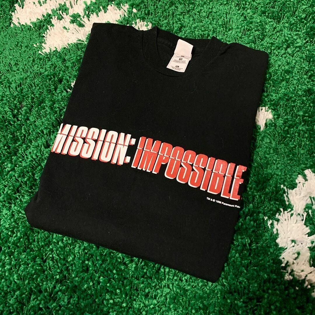 Mission Impossible Promo T-Shirt 90's Size XL