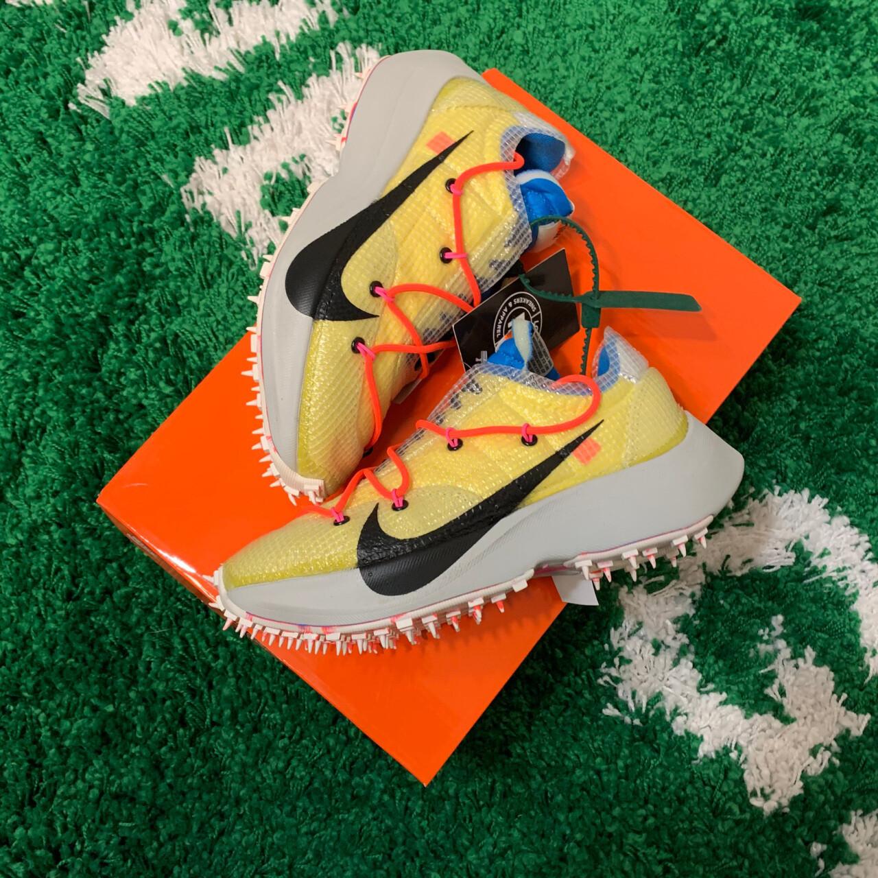 Nike Off White Vapor Street Size 6.5(W)/5(M)