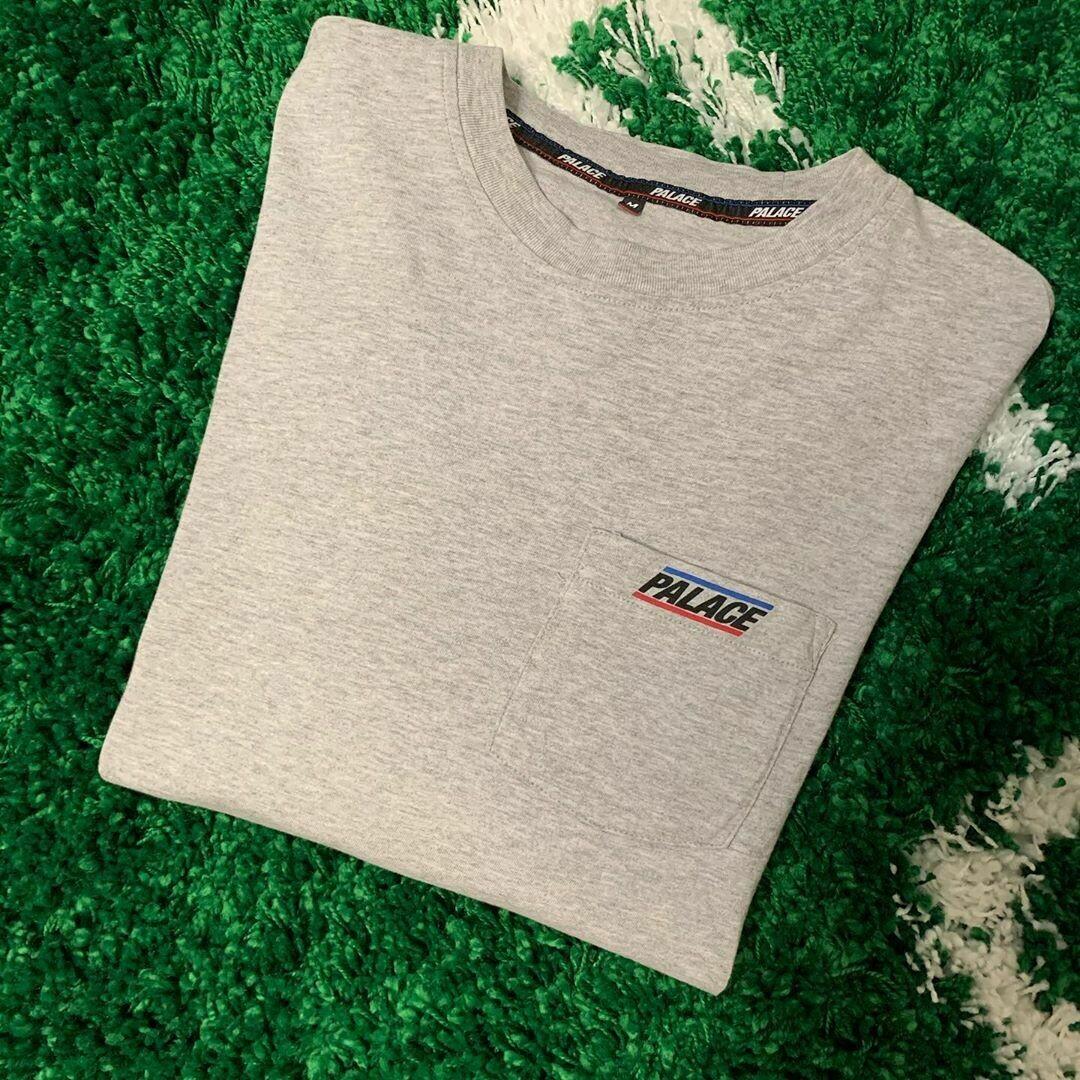 Palace Pocket Long Sleeve Size Medium