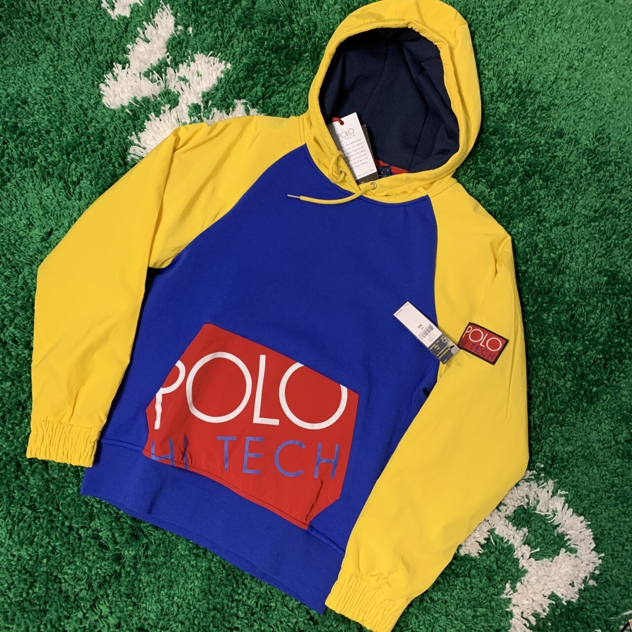 Polo Hi Tech Sweater Size XS