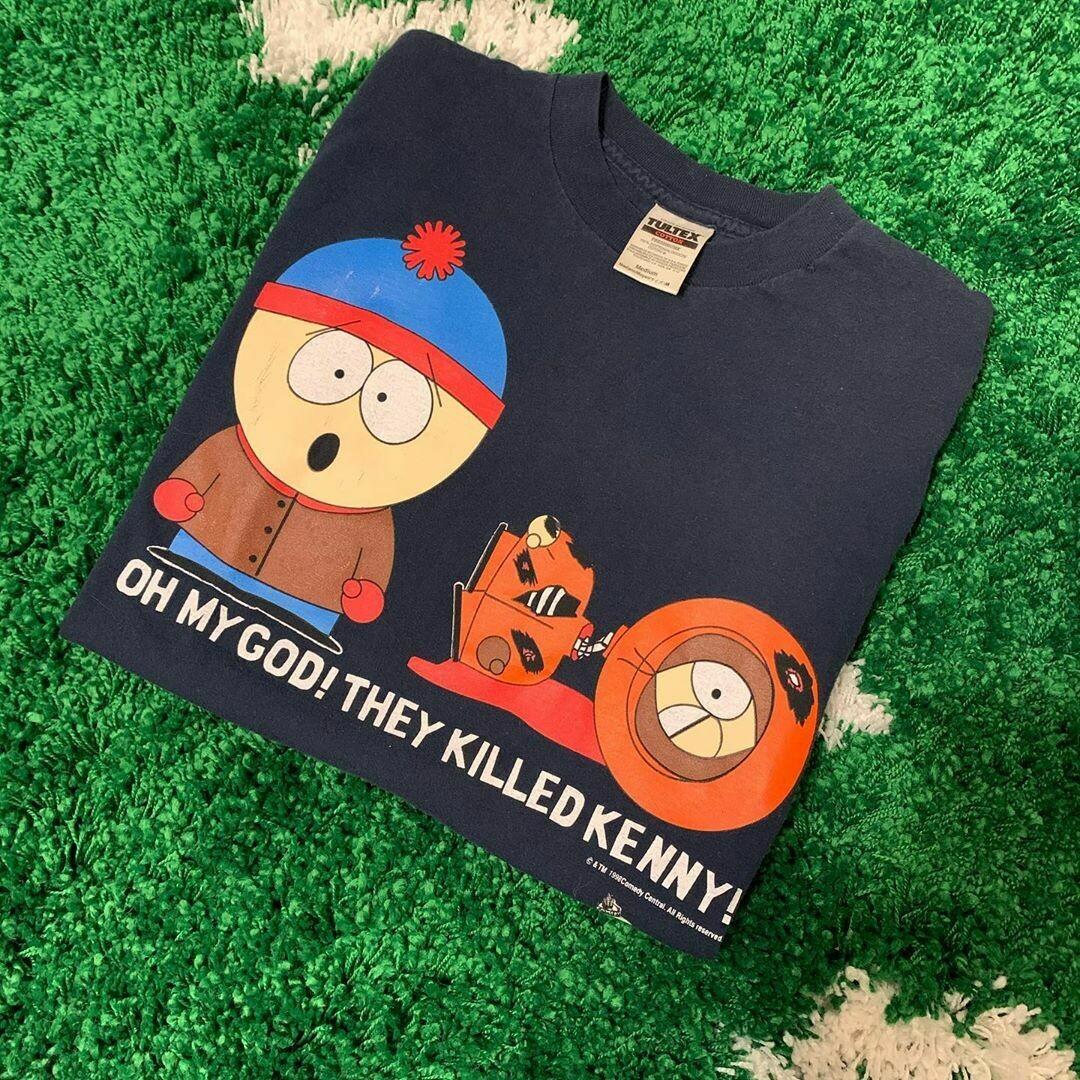 South Park T-Shirt 90's Size Large