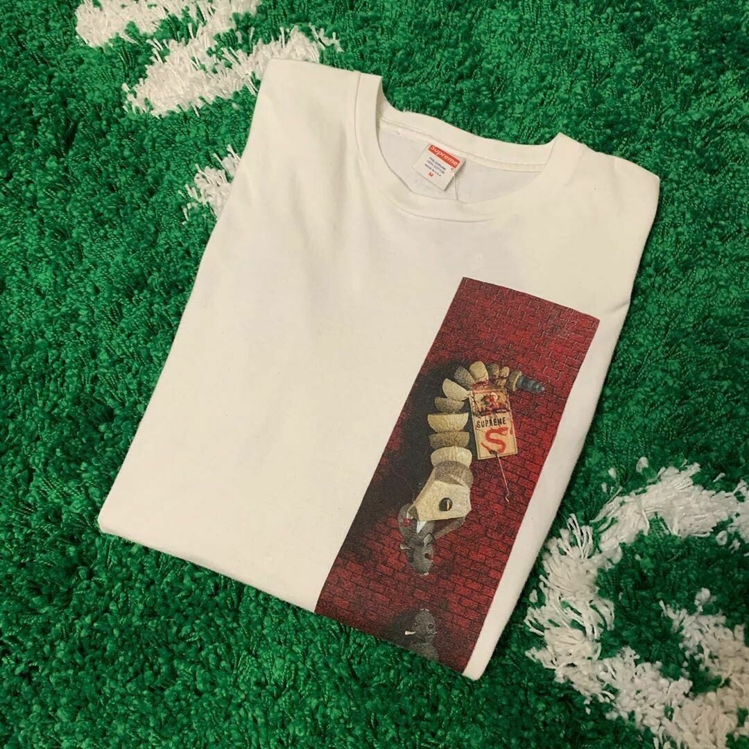 Supreme Mike Hill Long Sleeve Size Medium