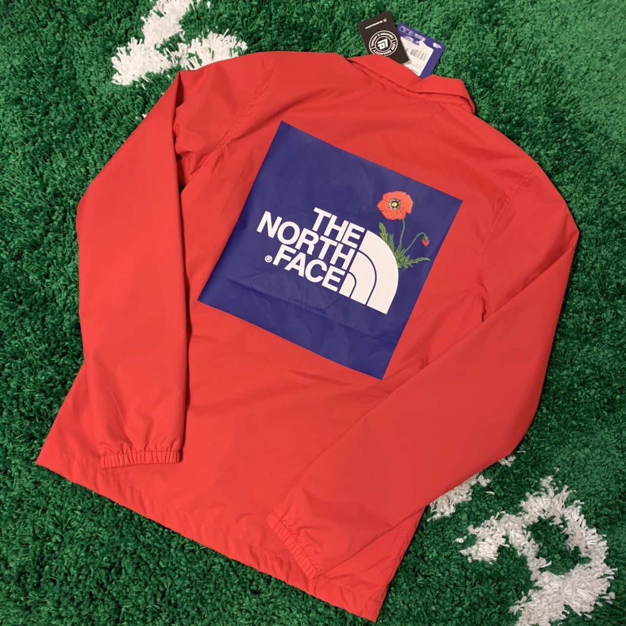 The North Face x Nordstrom Coach Jacket Size XXS