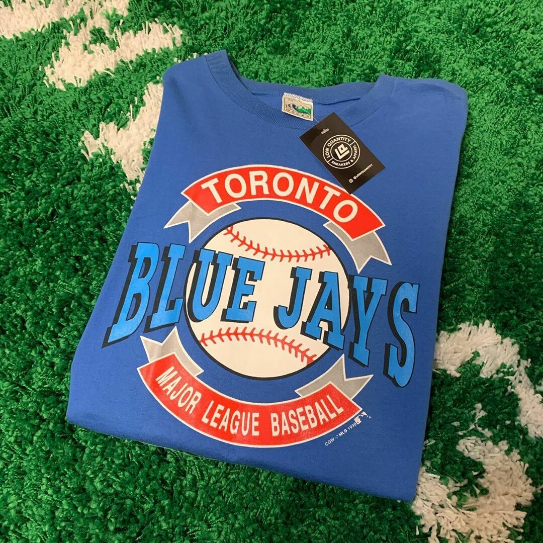 Toronto Blue Jays Tee 90's Size XL