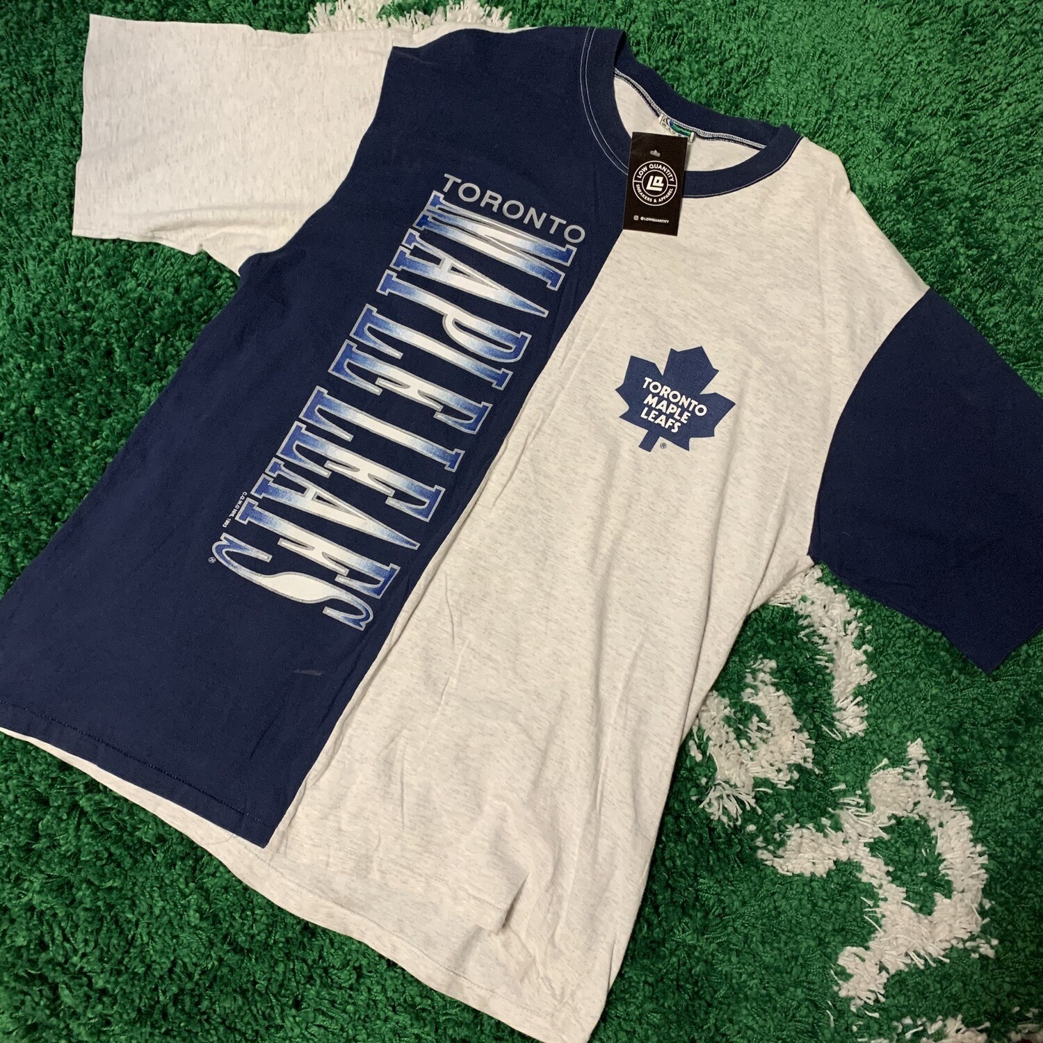 Toronto Maple Leafs Split Shirt Size XL