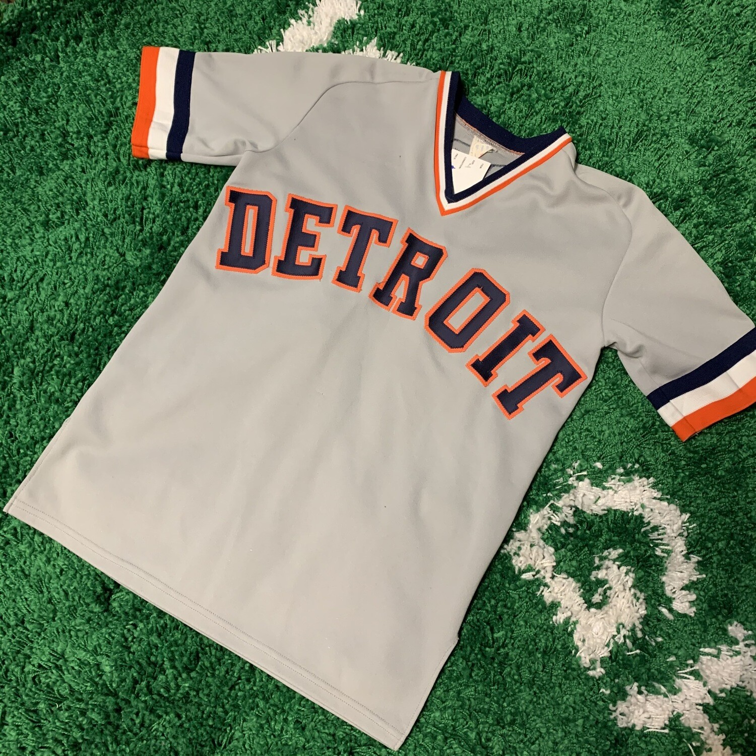 Detroit Tigers Gibson Jersey Size Small