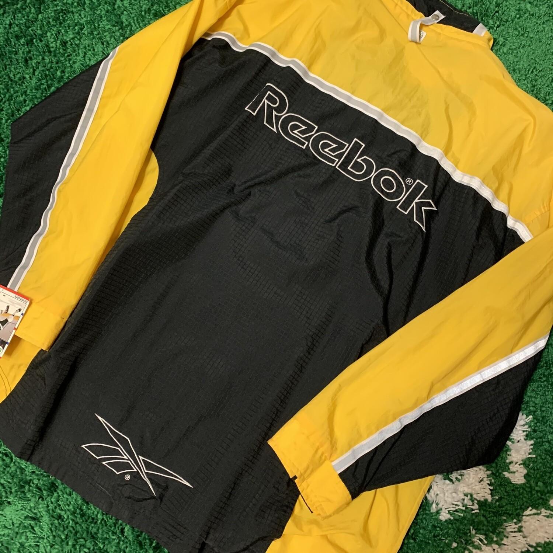 Reebok Windbreaker Jacket Size XL