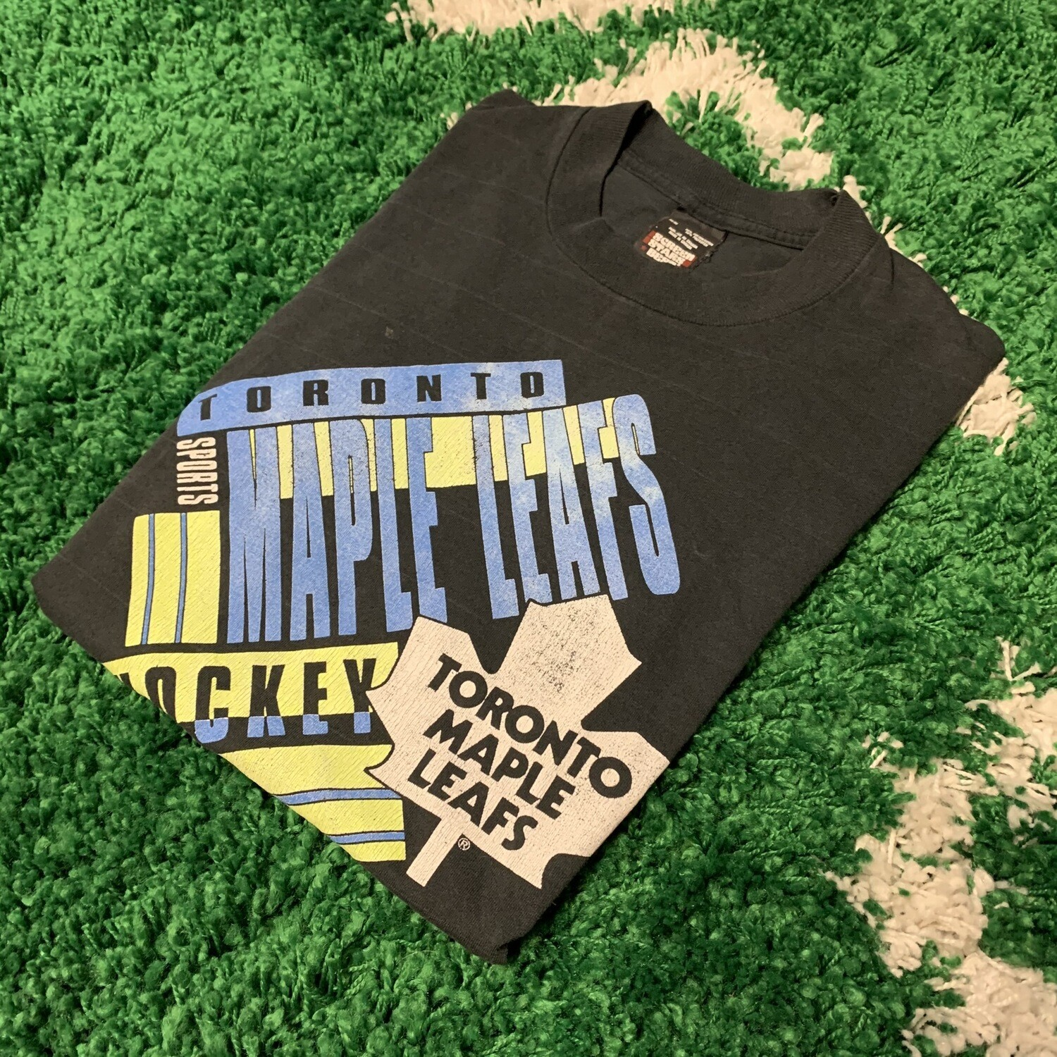 90s Toronto Maple Leafs Tee Size Small