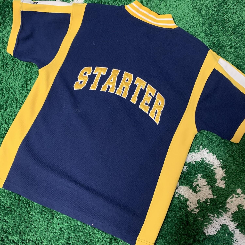 Starter Button Up Jersey XL