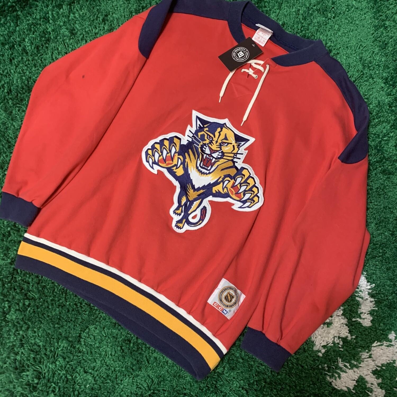 Florida Panthers Cotton Jersey Size XL