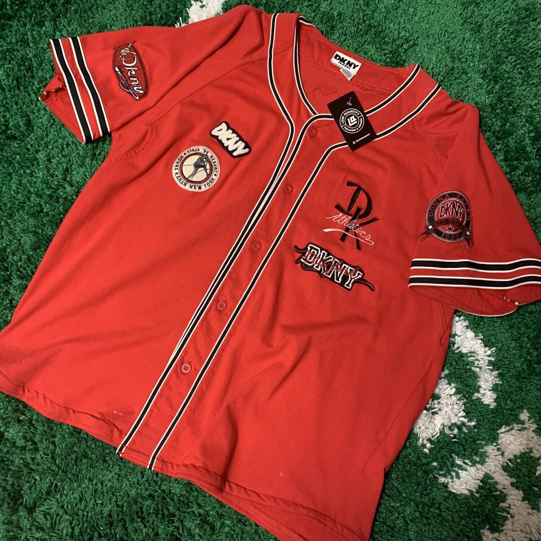 '93 DKNY Cotton Jersey Size XL