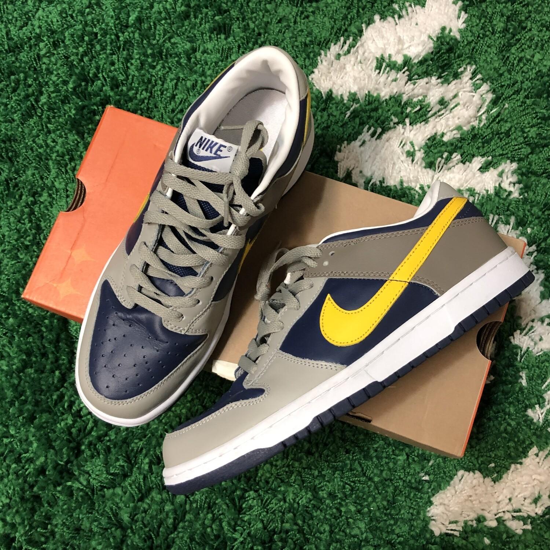 Nike Dunk Low 2004 Grey Size 10