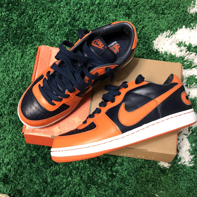 Nike Terminator Zoom Air Low Syracuse Size 10