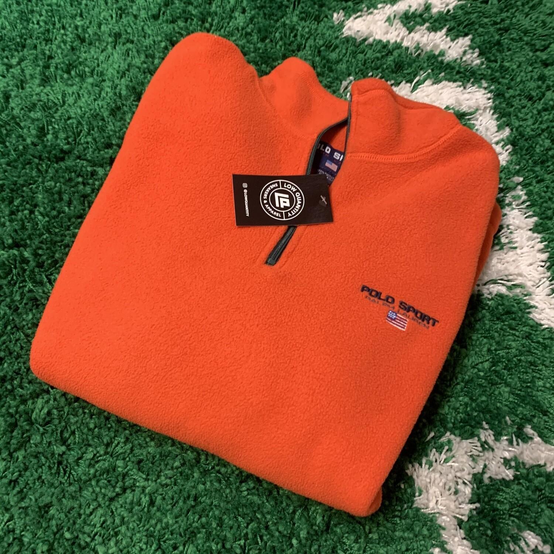Polo Sport Zip Fleece Size XXL