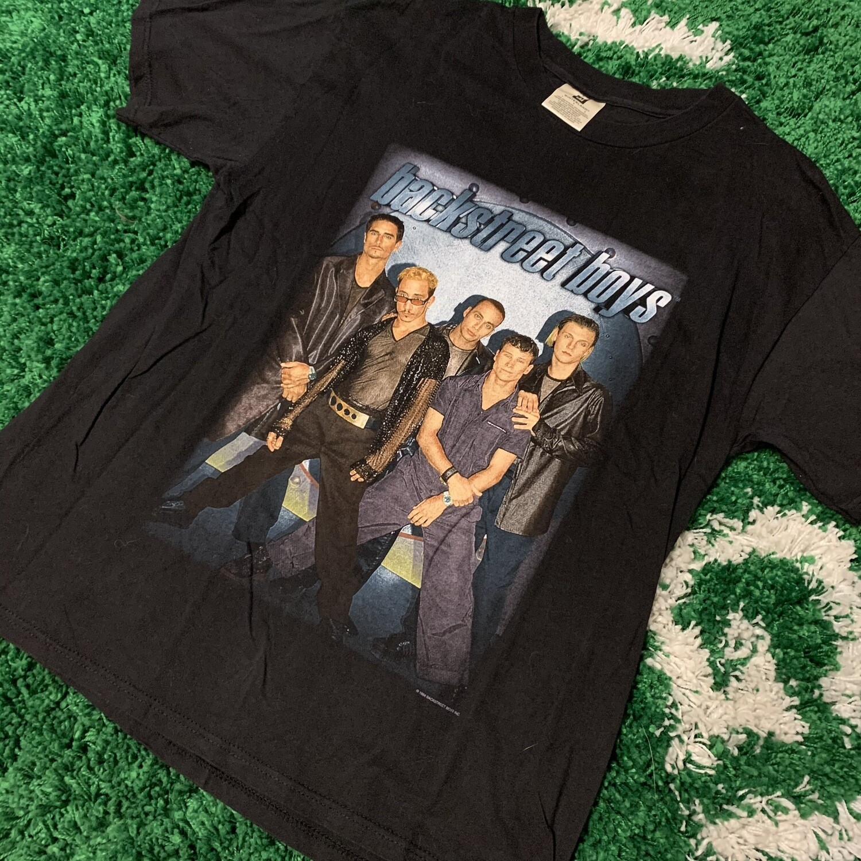 Backstreet Boys T-Shirt Size Large (7)
