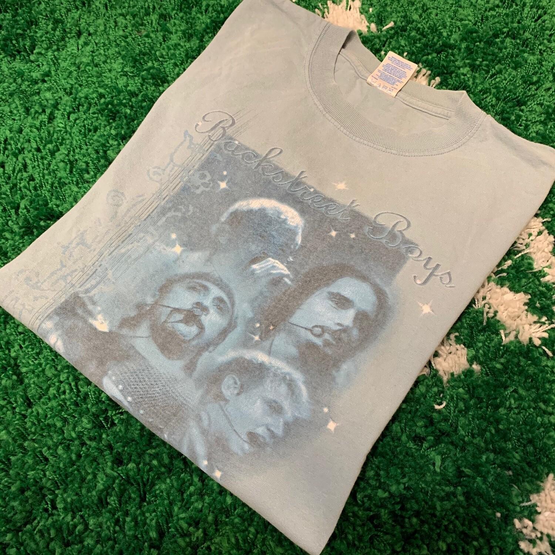Backstreet Boys T-Shirt 22 Size Medium
