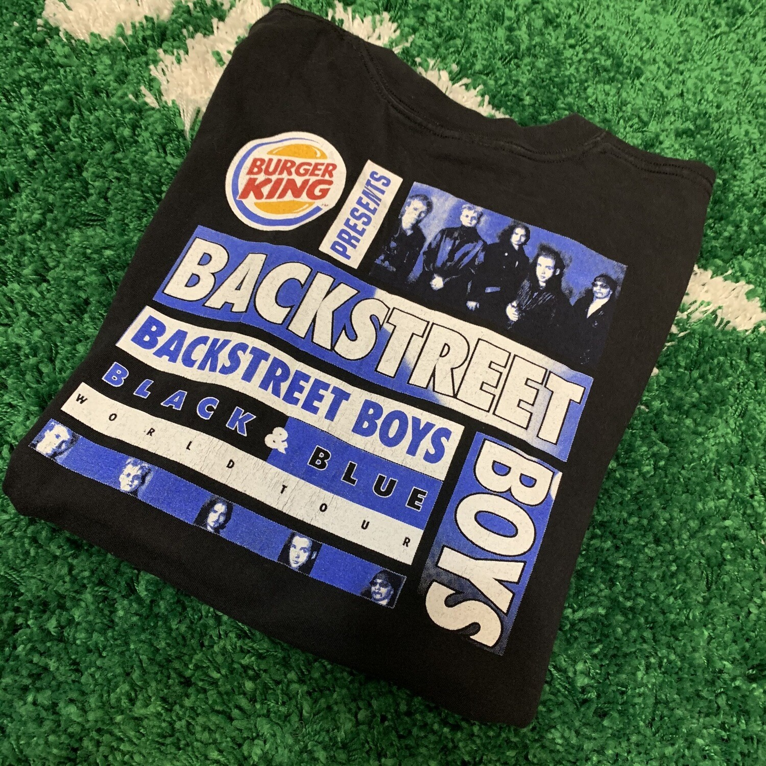 Backstreet Boys T-Shirt 19 Size XL