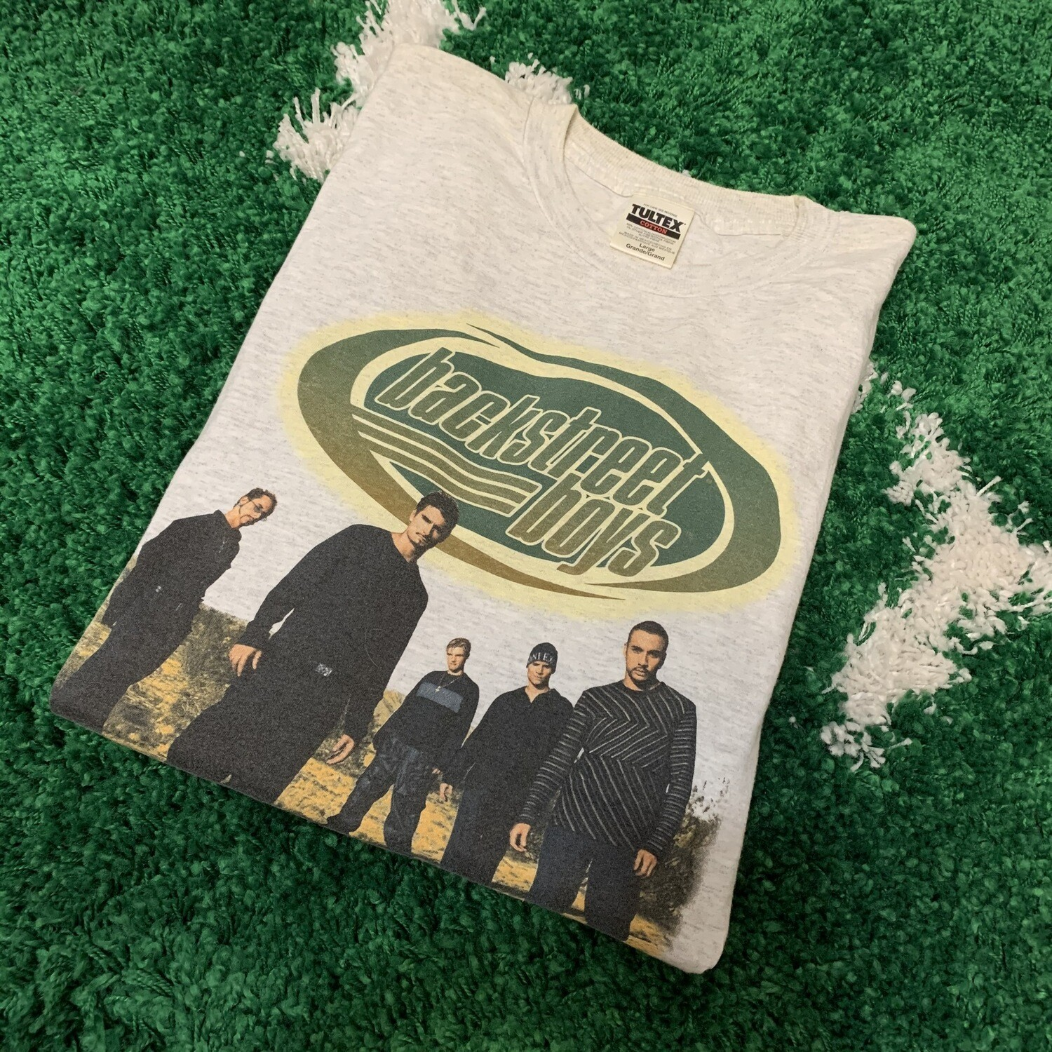 Backstreet Boys T-Shirt 20 Size Large
