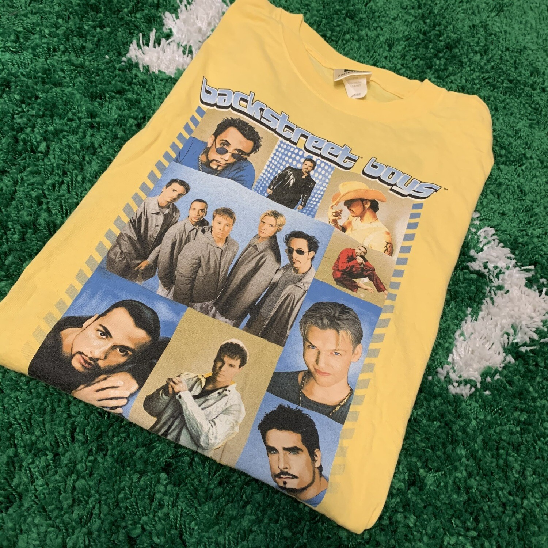 Backstreet Boys T-Shirt 16 Size Large