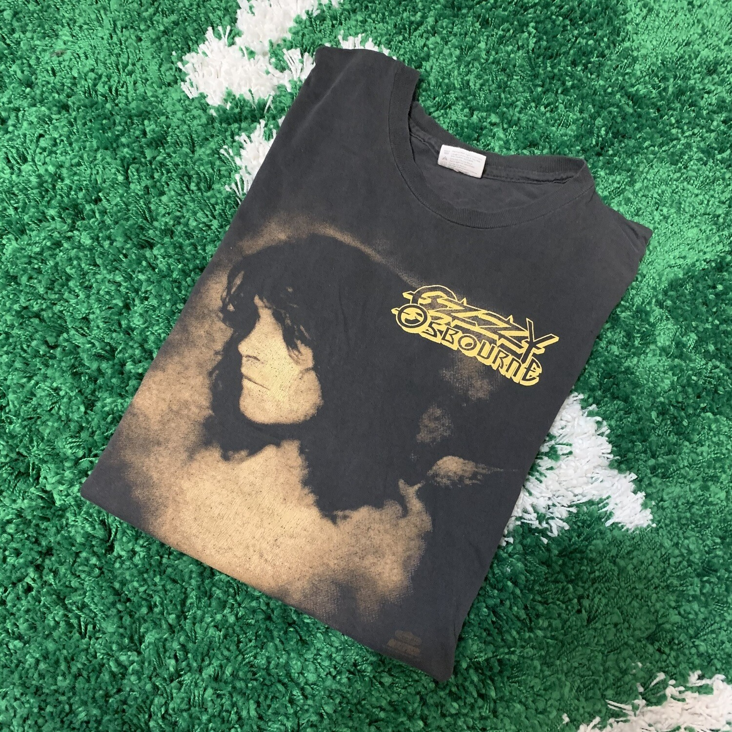 Ozzy Osbourne No More Tours T-Shirt Size XL