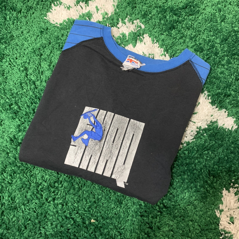 Shaq Baseball T-Shirt Size Medium