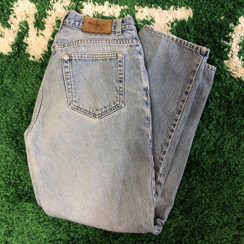 Celvin Klein Stone Wash Jeans (1) Size 34
