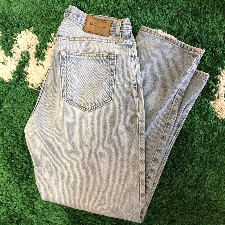 Calvin Klein Stone Wash Jeans (2) Size 34