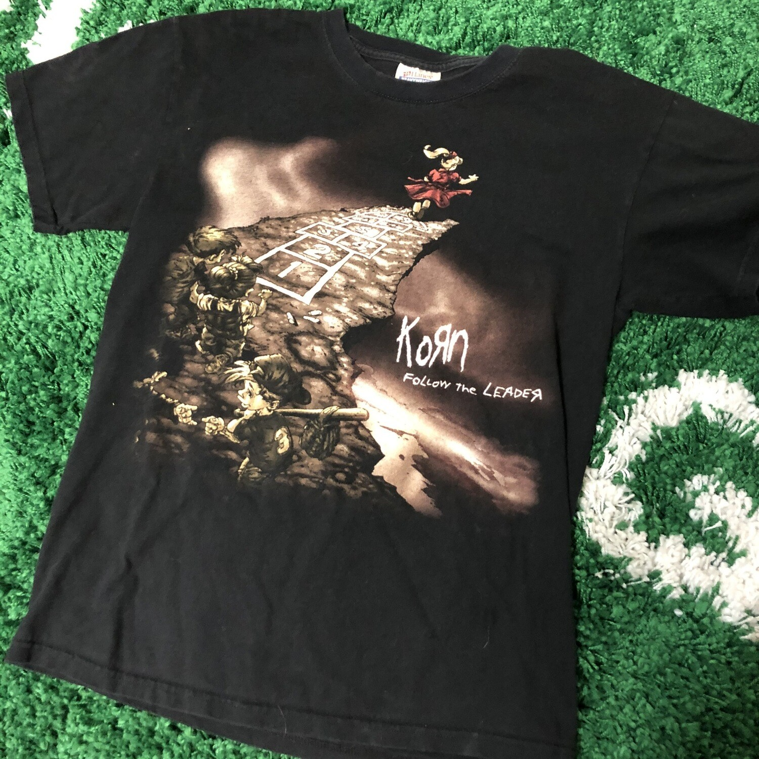 Korn Follow The Leader T-Shirt Size Small