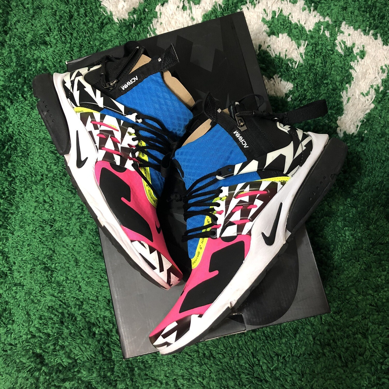 Nike Air Presto Acroynm Size 10