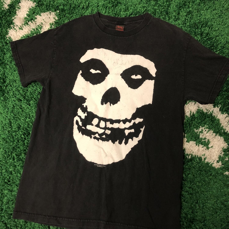 Misfits Logo 2001 T-Shirt Size Medium