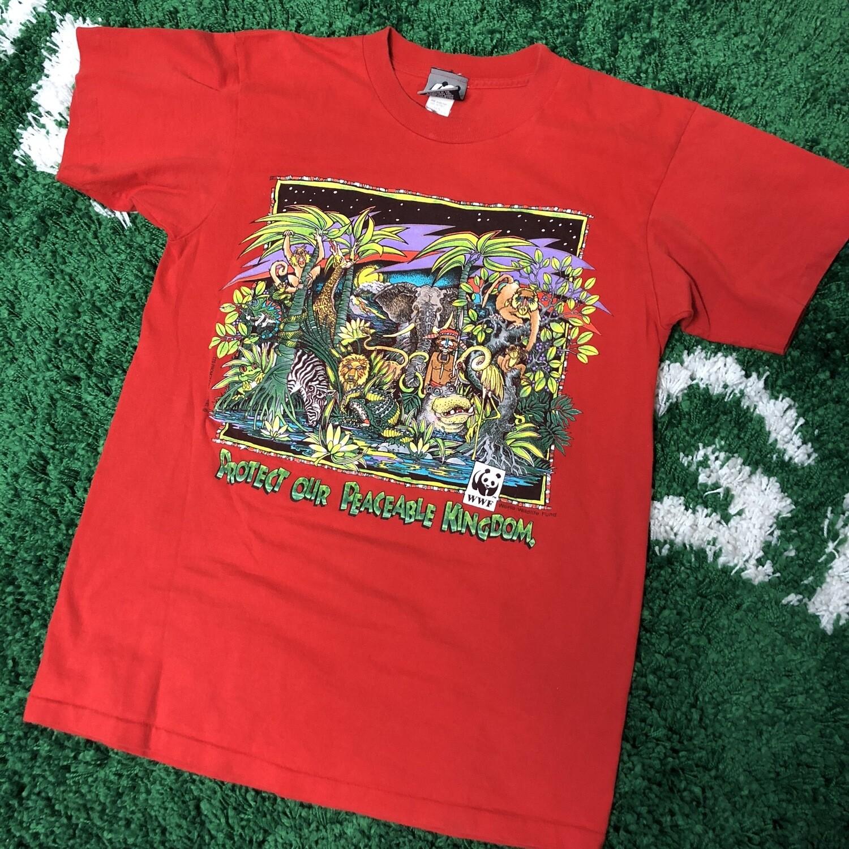 WWF Protect T-Shirt Size Medium