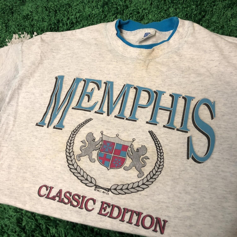 Memphis Classic Edition T-Shirt Size XL