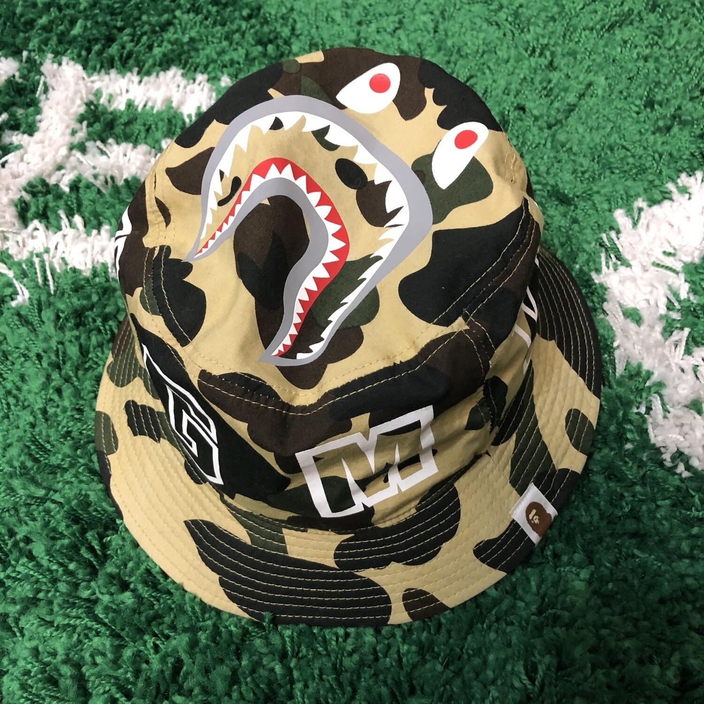 Bape Camo Bucket Hat