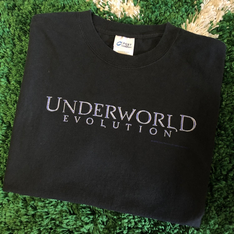 Underworld Evolution Promo Tee Size Large