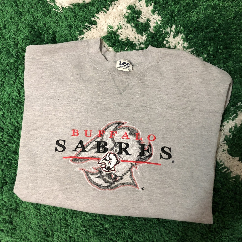 Buffalo Sabres Crewneck Sweater Size XL