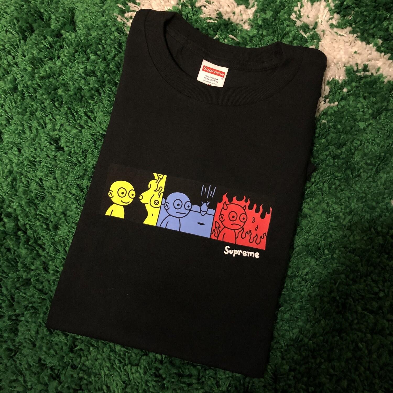 Supreme Life T-Shirt Size Medium