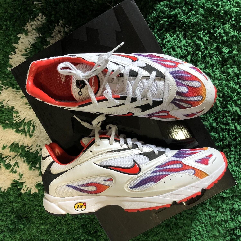 Supreme x Nike Spectrum White Size 9