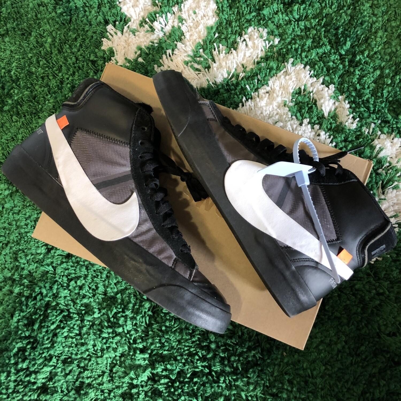 Nike Off-White Blazer Grim Reaper Size 10.5