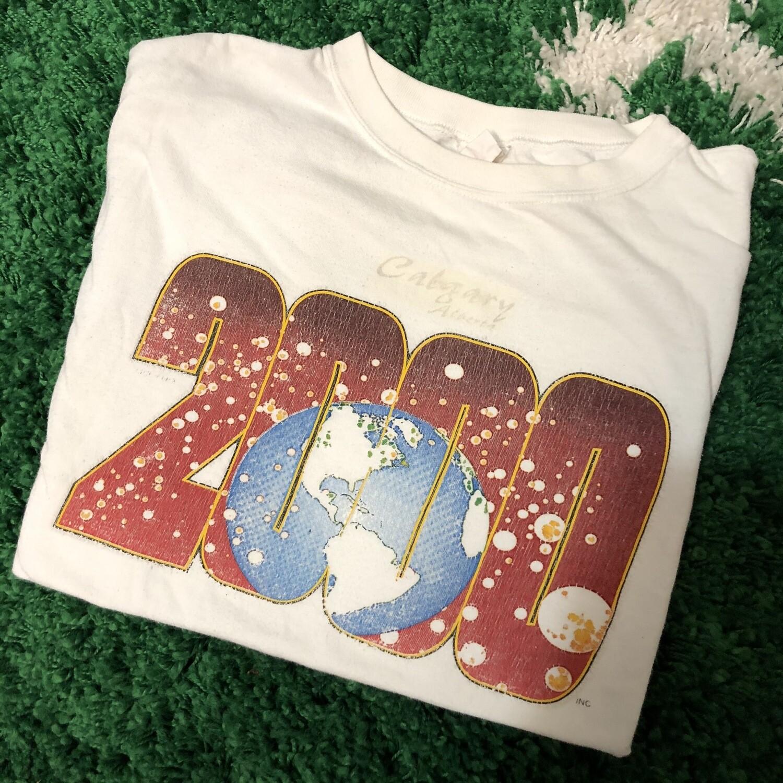 Canada 2000 Shirt Size XL