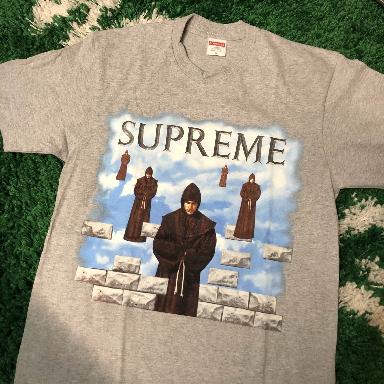 Supreme Levitation Shirt Grey Size Small