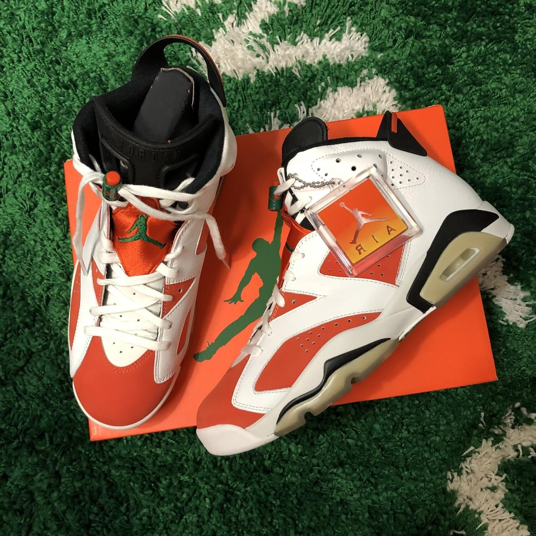 Air Jordan 6 Gatorade Size 10
