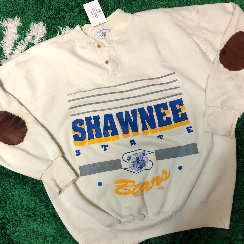Shawnee State Bears Size XL