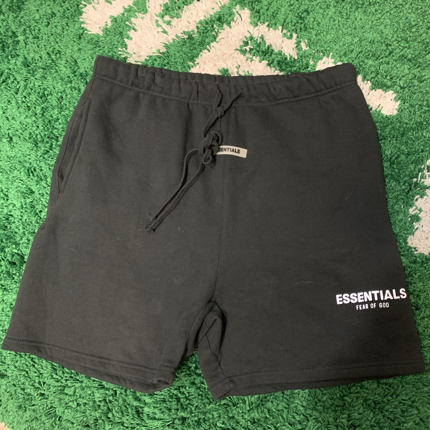 Fear of God Essentials Cotton Shorts Size Large