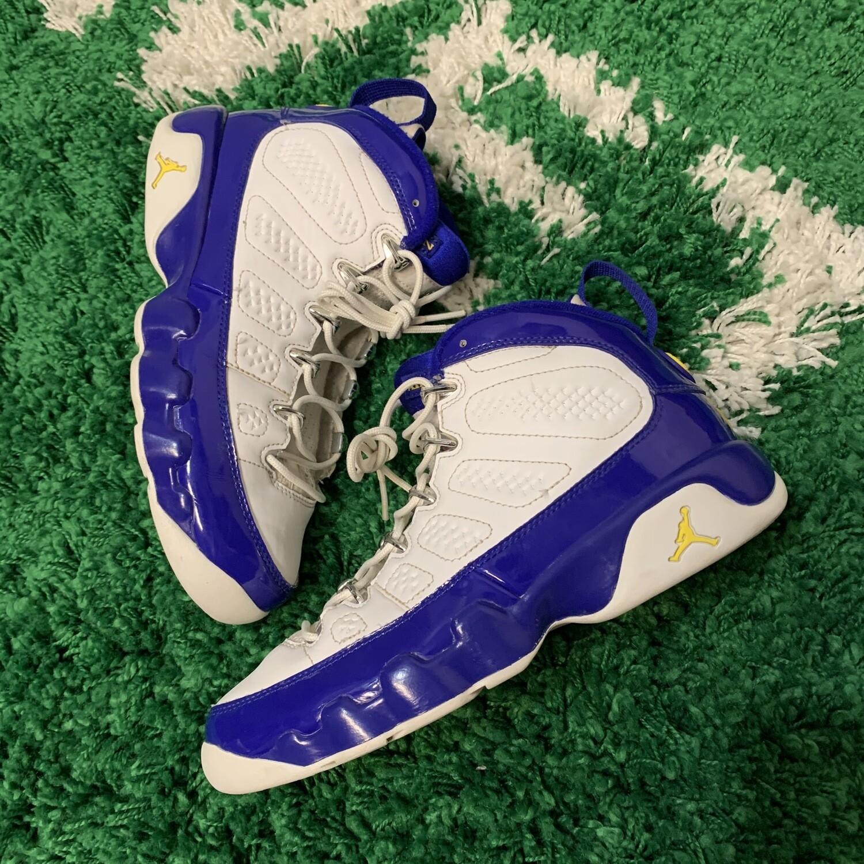 Air Jordan 9 Kobe Size 6Y