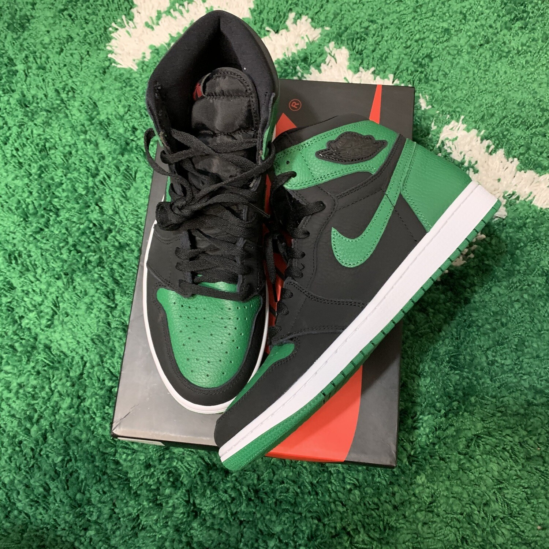 Nike Air Jordan 1 Pine Green 2.0 Size 11