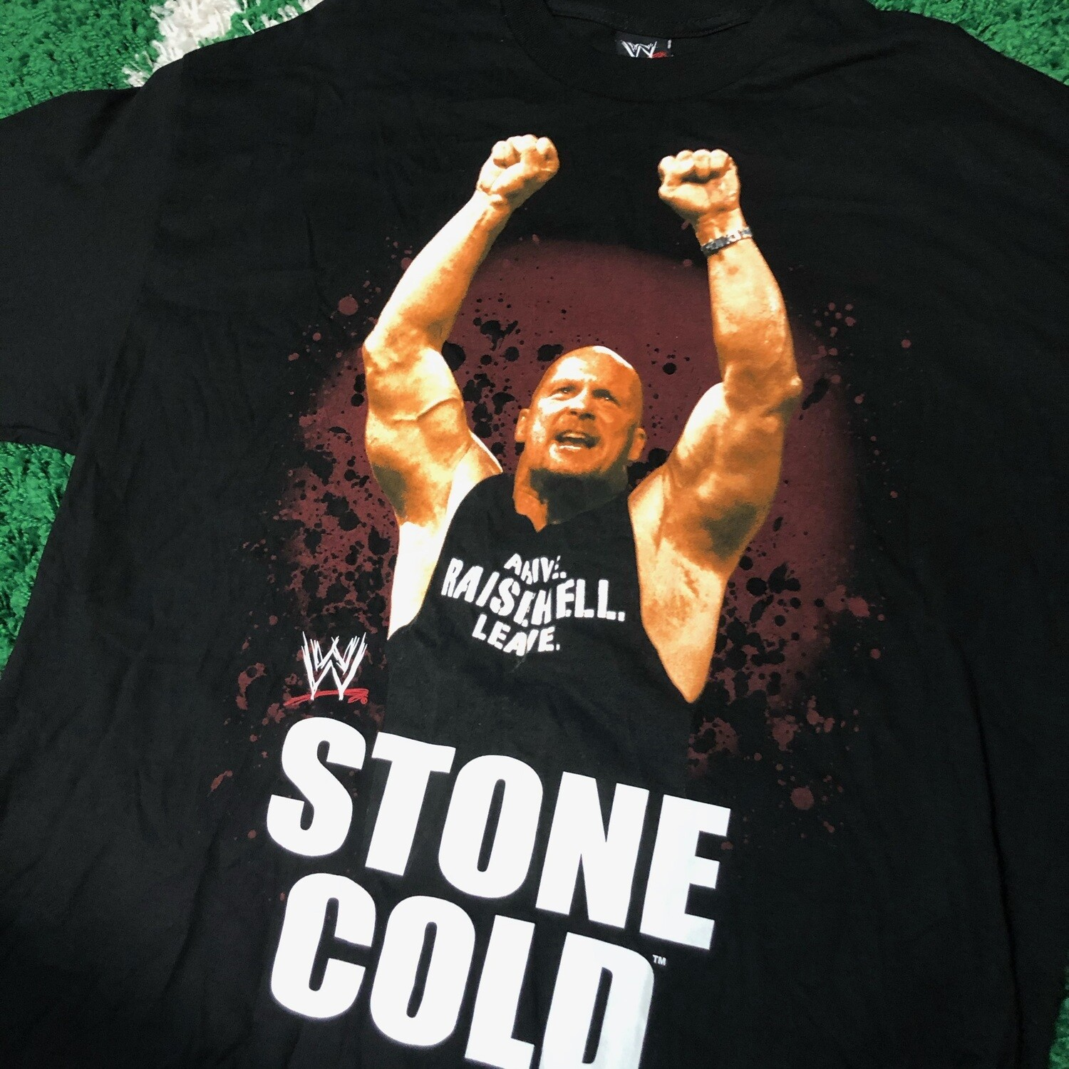 "Stone Cold ""...Said So"" Tee Size XL"