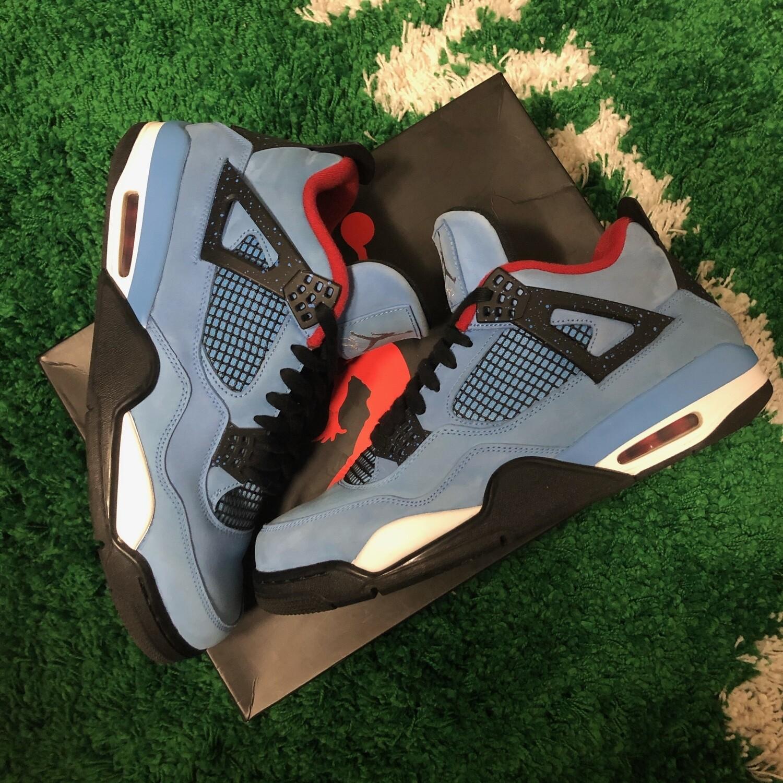 Nike Air Jordan 4 x Cactus Jack Size 13