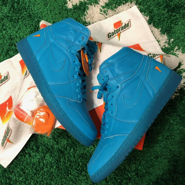 Air Jordan 1 Gatorade Size 12