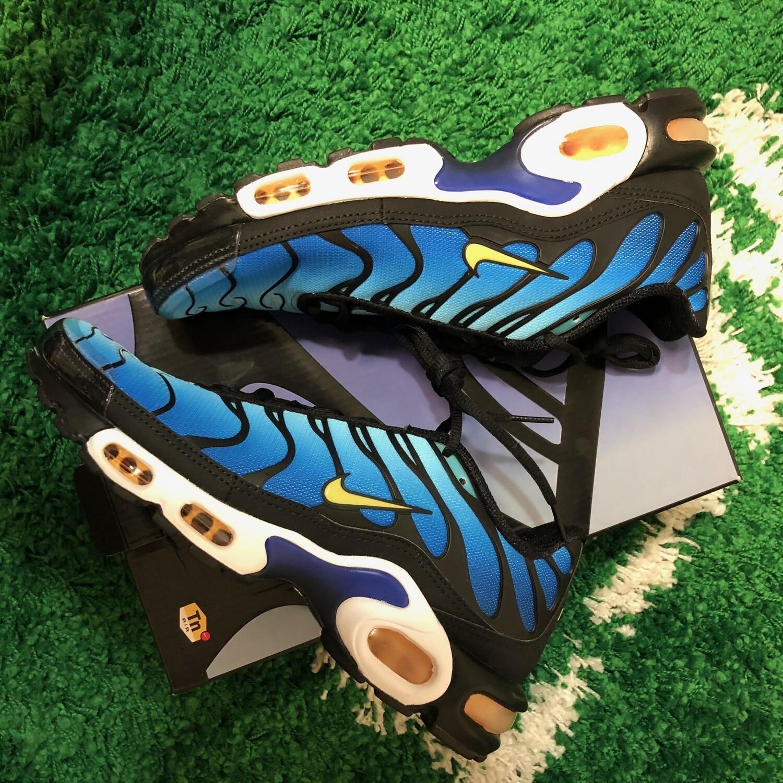 Nike Air Max TN Ultra Blue size 9